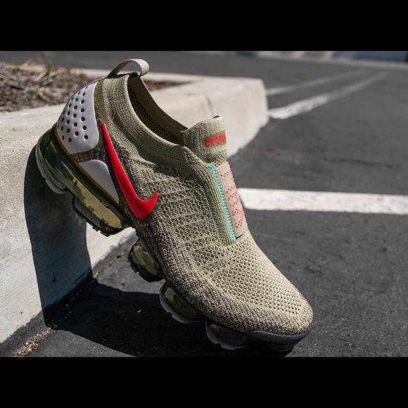 305a3b3a16 Nike Shoes   Air Vapormax Fk Moc 2 Olivered Size 11   Poshmark